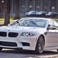 BMW M5 F10 with 700HP from Switzer