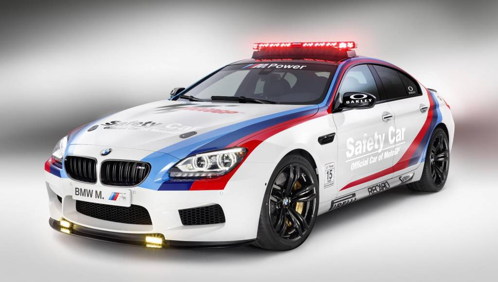 BMW M6 is the official Moto GT Safety Car