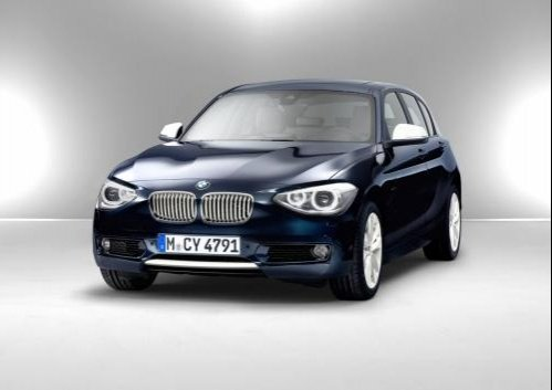 BMW is thinking of a 1-Series Sedan or a Mini Sedan