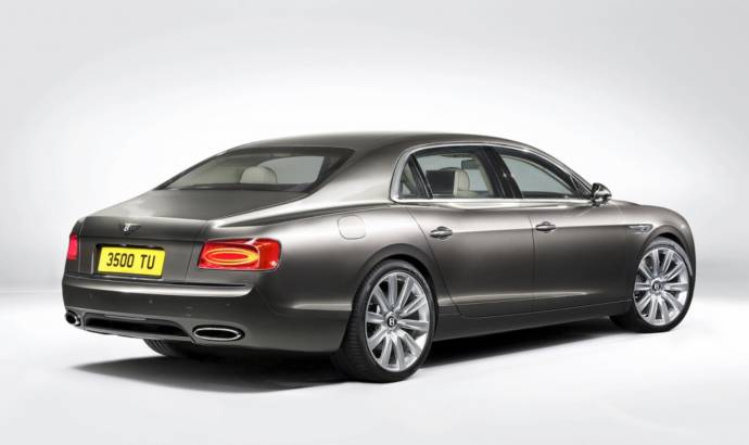 Bentley sold 25 percent more units in first quarter of 2013