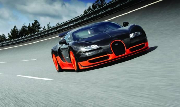 Bugatti Veyron Super Sport has regained its title