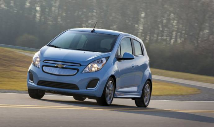 Chevrolet Spark Electric sets new efficiency record in US
