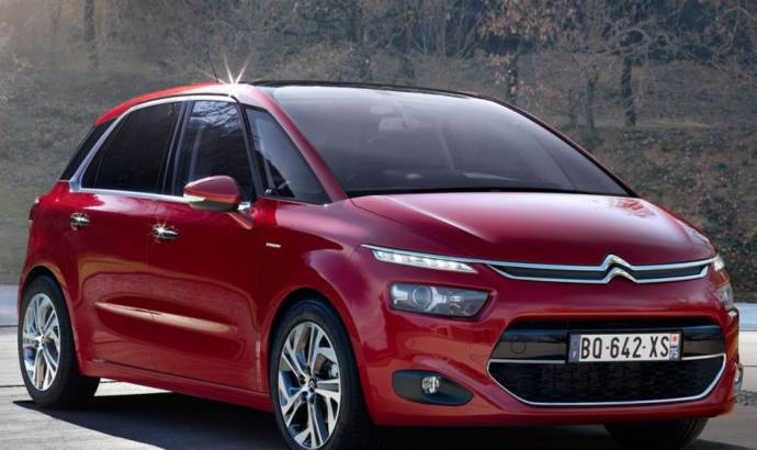 Citroen C4 Picasso - first official photos