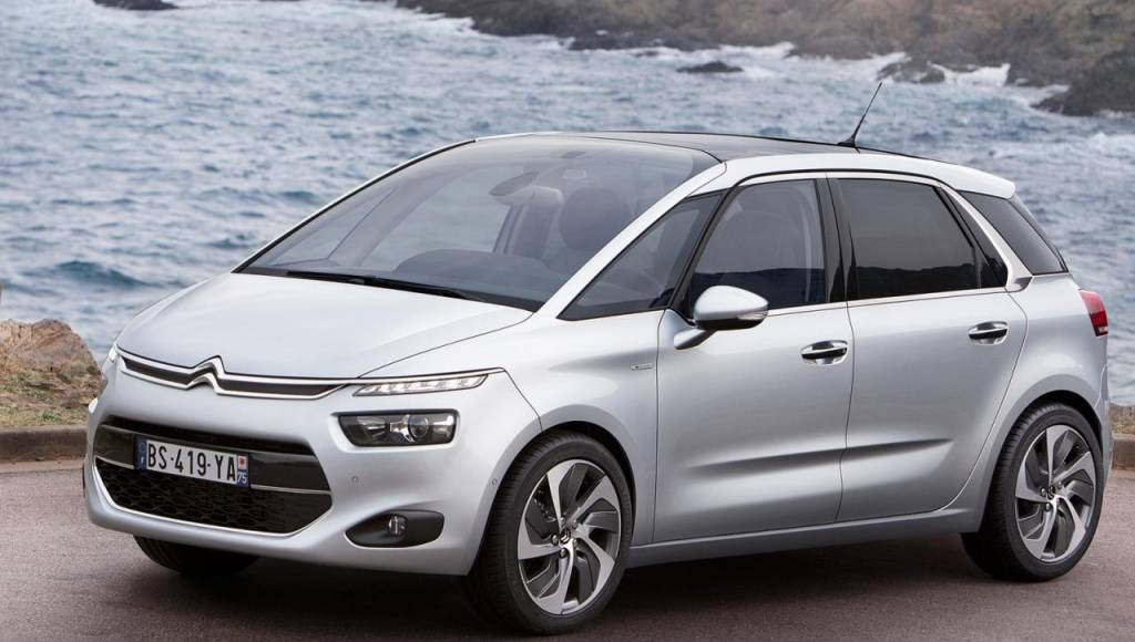 Citroen C4 Picasso - official photos and details