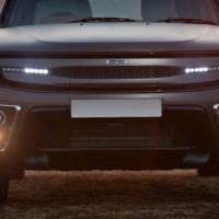 DC Design gives Dacia Duster a futuristic look