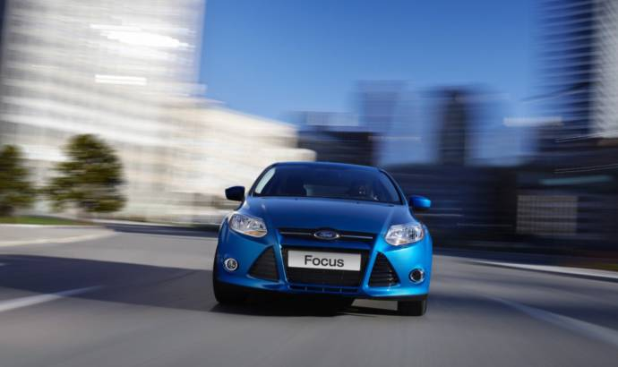 Ford Focus was the top-selling car in the world in 2012