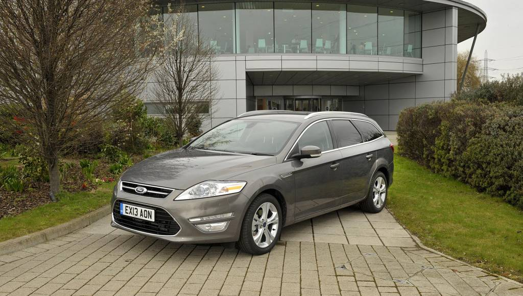 Ford introduces new Mondeo range, starting at 15.995 pounds