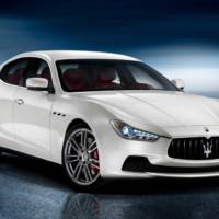 Maserati Ghibli - first official photos with new BMW 5 Series   rival