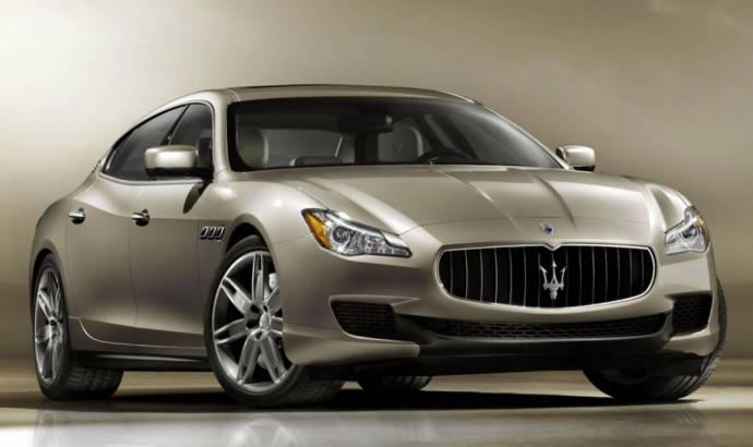 Maserati and Ermenegildo Zegna will develop a limited edition Quattroporte