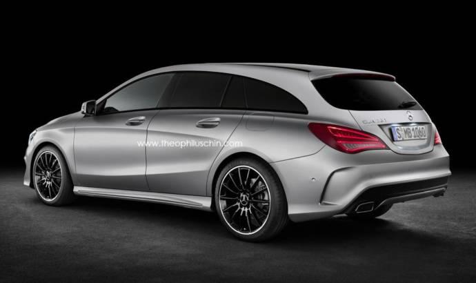 Mercedes-Benz CLA Shooting Brake confirmed by Gordon Wagener