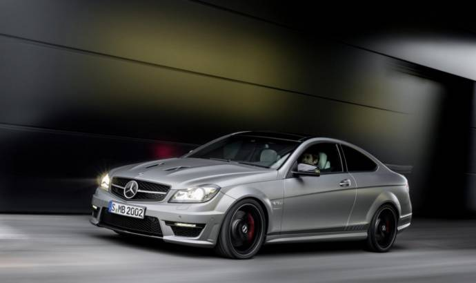 Mercedes C63 AMG 507 Edition costs 83.835 euros in Germany