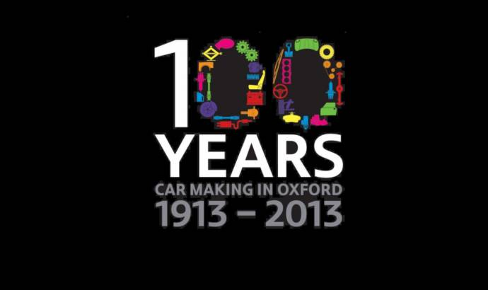Mini Oxford plant is celebrating 100 years