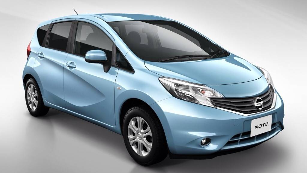 Nissan Note, the first car to feature Around View Monitor in its segment
