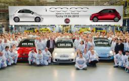One millionth Fiat 500 produced in Tychy plant