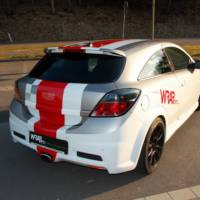 Opel Astra OPC Nurburgring Edition, tuned by Wrapworks
