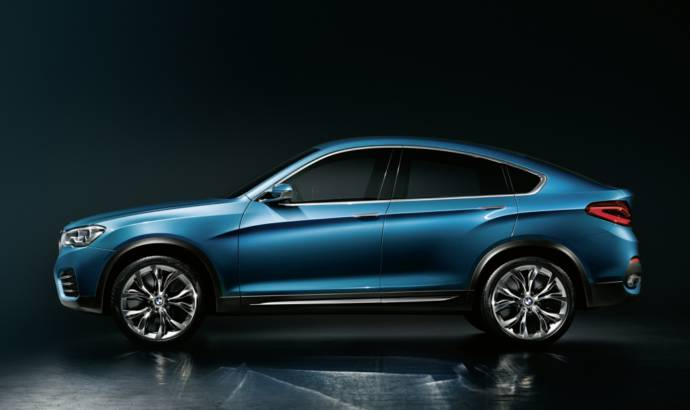 PHOTO GALLERY: BMW X4 Concept