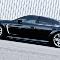 Porsche Panamera Super Sport Wide Track prepared by Kahn Design