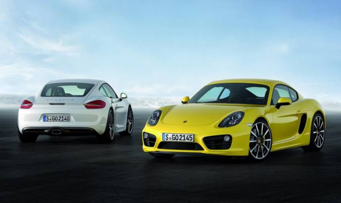 Porsche is planning a flat-four engine for Boxster and Cayman