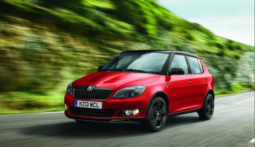 Skoda Fabia Monte Carlo Tech available at 11.990 pounds in UK