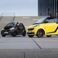 Smart Fortwo Cityflame Edition, available at 10.995 pounds in the UK