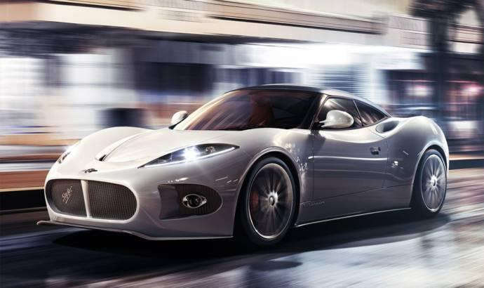 Spyker B6 Venator will go intro production, starting 2014