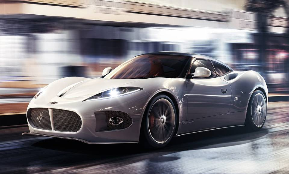 Spyker B6 Venator will go intro production, starting 2014