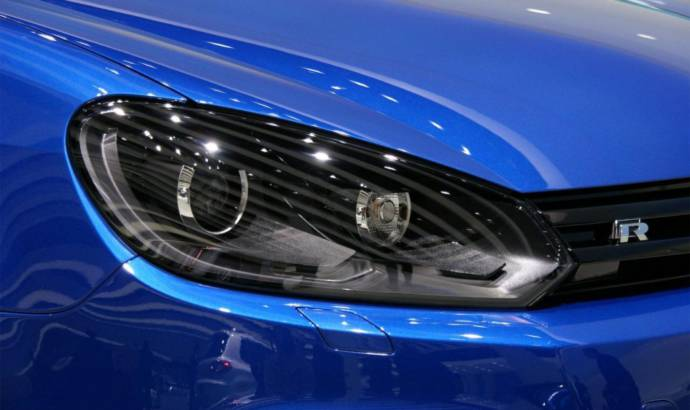 The 2014 Volkswagen Golf R could boost more than 300 HP