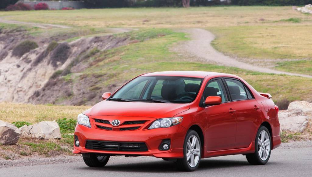 Toyota: Corolla was the best-selling car in 2012