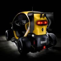 Twizy Renault Sport F1 Concept is a mean little machine