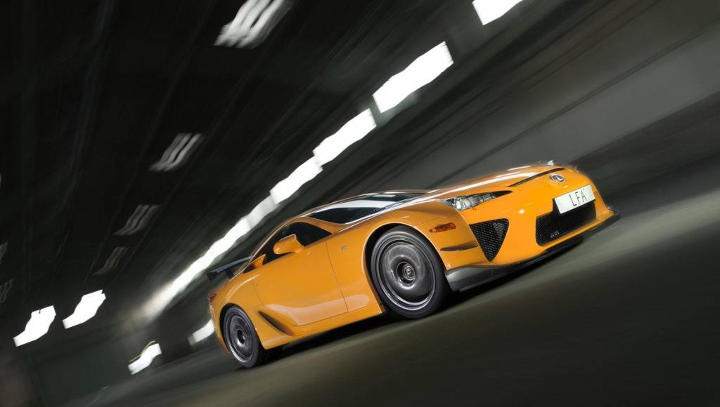 VIDEO: Lexus LFA Nurburgring Edition sounds fantastic