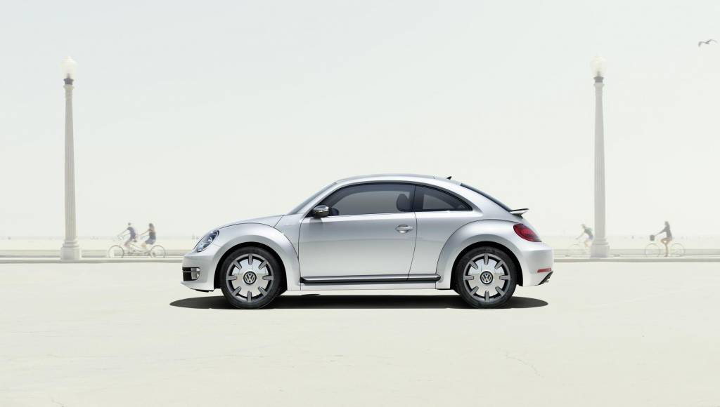 Volkswagen Beetle iSpy, the first VW with integrated iPhone