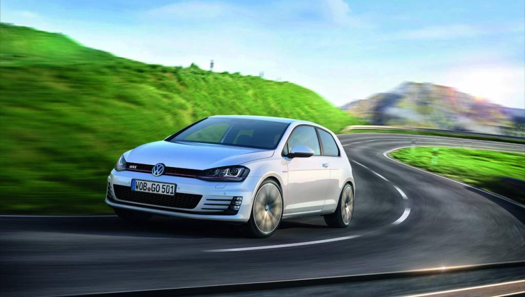 Volkswagen Golf GTI starts from 25.845 pounds