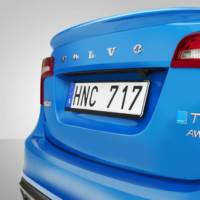 Volvo S60 Polestar - official photos and details