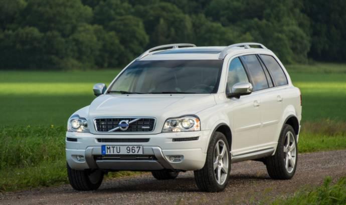 Volvo will launch next-gen XC90 in 2014