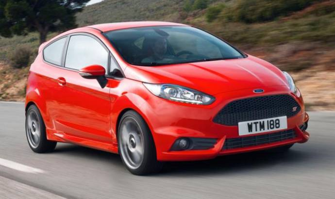 2013 Ford Fiesta ST reached 1000 in first month