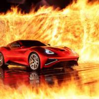 2013 Icona Vulcano revealed in Shanghai