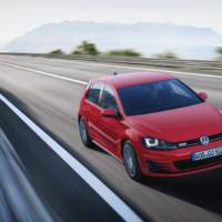 2013 Volkswagen Golf GTD, available for UK orders at 25.285 pounds
