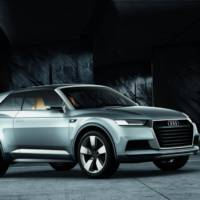 Audi is considering a Q8 model