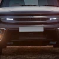 DC Design gives Dacia Duster a futuristic look