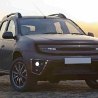 Dacia Duster modified by DC Design India