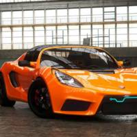 Detroit Electric SP01 - an electric Lotus Exige