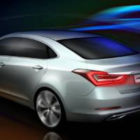 Hyundai Mistra concept envisions a future sedan for China