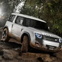 Land Rover is considering a baby Evoque