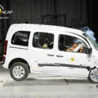 Mercedes Citan, awarded only 3 stars at EuroNCAP