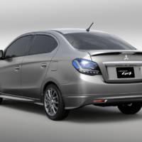Mitsubishi Concept G4 hints at future Toyota Corolla rival
