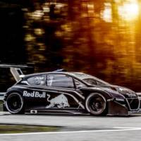 Peugeot 208 T16 Pikes Peak specifications announced