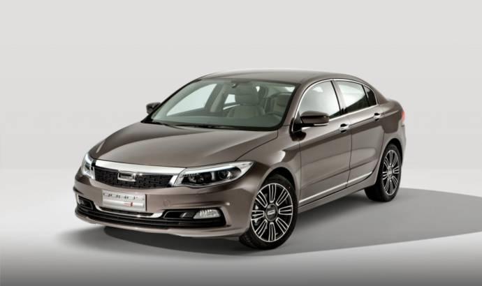 Qoros 3 Sedan introduced in Shanghai Motor Show