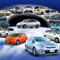 Toyota and Lexus hybrid sales reached 5 million units