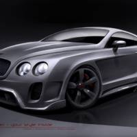 Vilner Bentley Continental GT - first complete project for the Bulgarian tuning firm