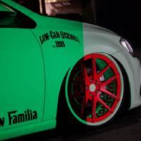 Volkswagen Golf 7 Light-Tron by Low Car Scene